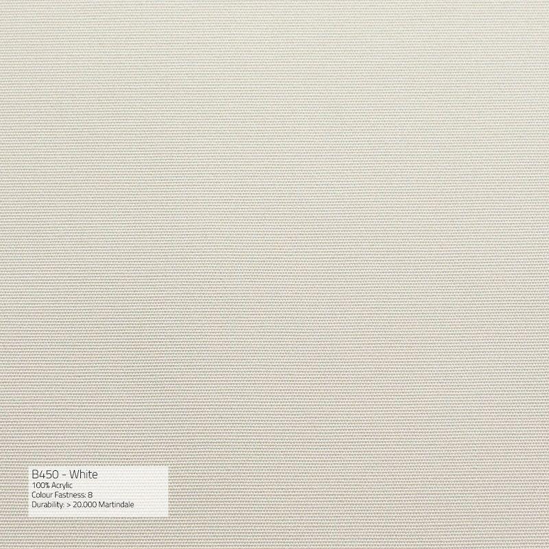 Sika Davichi hynde - Hvid - Originals by Sika