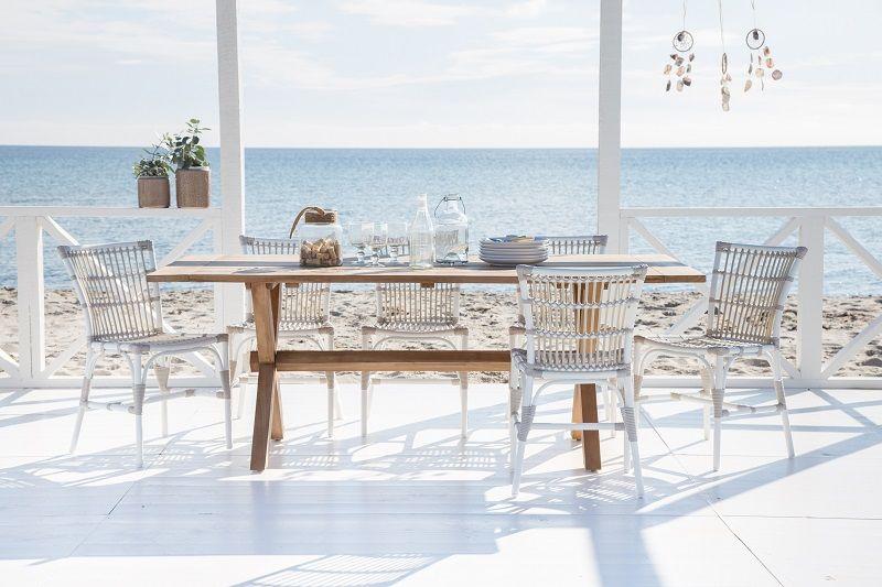 Sika-Design Elisabeth Havestol - Dove white - Exterior