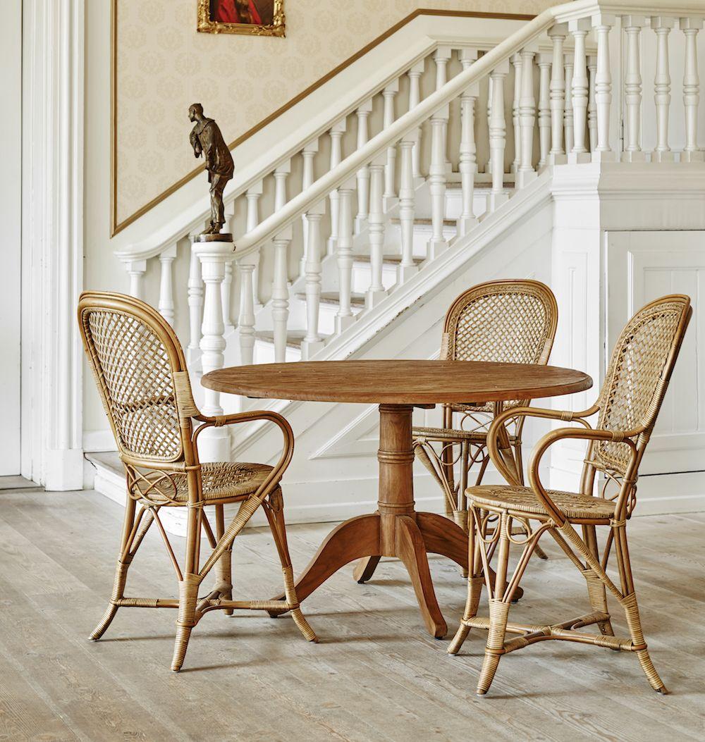 ICONS Fleur Spisebordsstol - Polished antik - Design - Robert Wengler