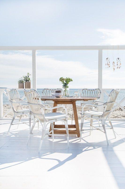 Sika-Design Margret Havestol - Dove white - Exterior