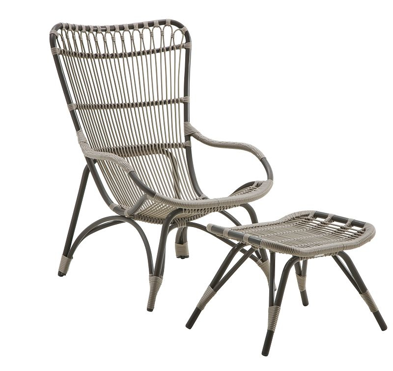 Sika-Design Monet Loungestol - Moccachino - Exterior by Sika