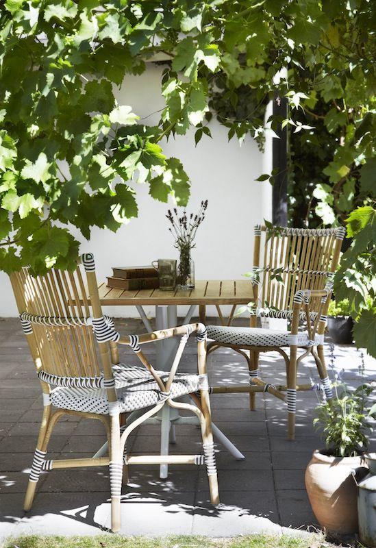 Sika-Design - Monique cafestol m. Armlæn - Monique cafestol - Hvid