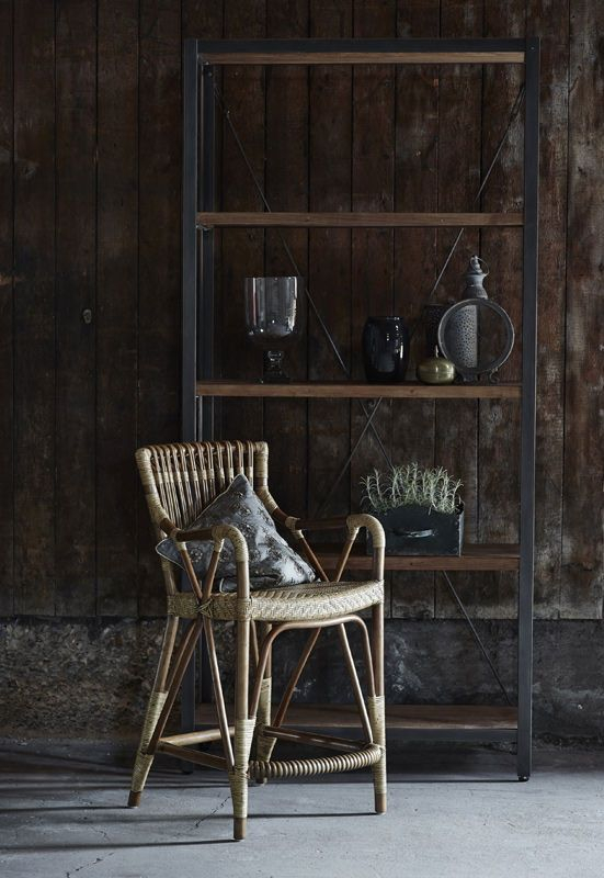 Sika-Design Shelly Reol - Teak Vintage - Classic by Sika