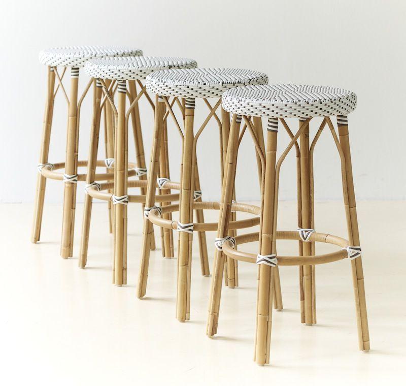Sika-Design Simone Barstol - Hvid - Affäire
