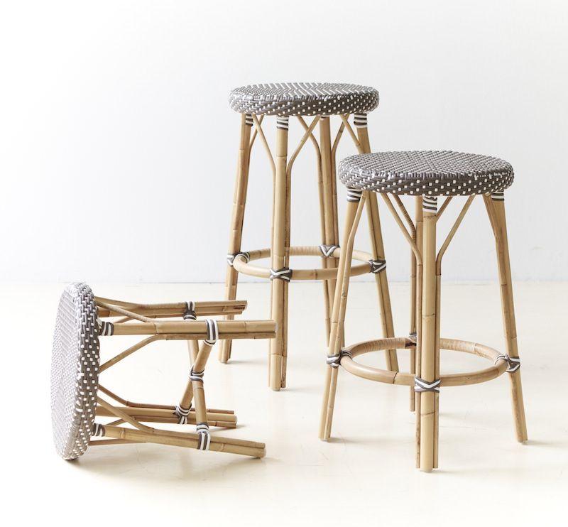 Sika-Design - Simone skammel - Hvid Simone skammel