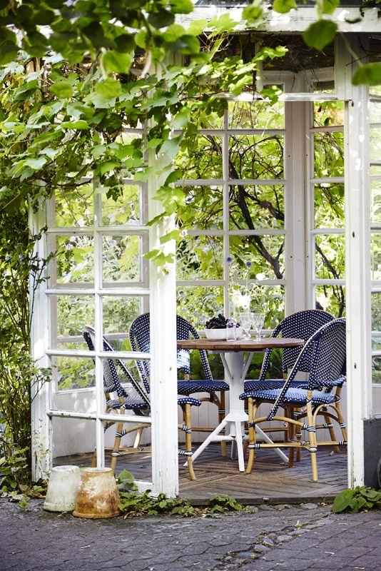 Sika-Design Sofie Cafestol - Blå - Design - Robert Wengler