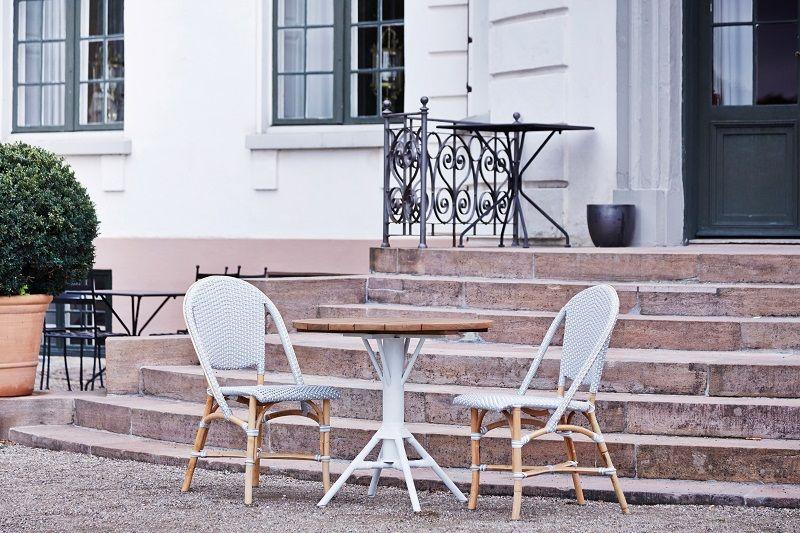 Sika-Design Sofie Havestol - Grå - Affäire by Sika