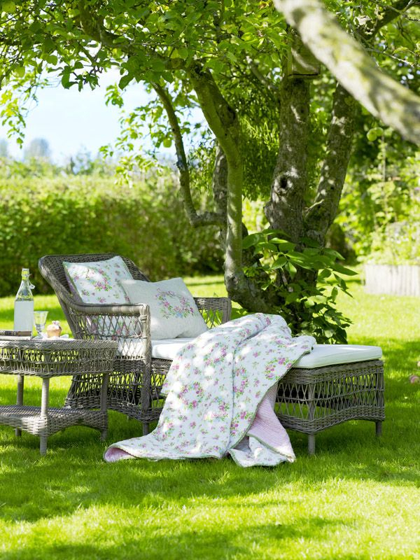 Sika-Design - Susy Sidebord - Grå - Georgia Garden