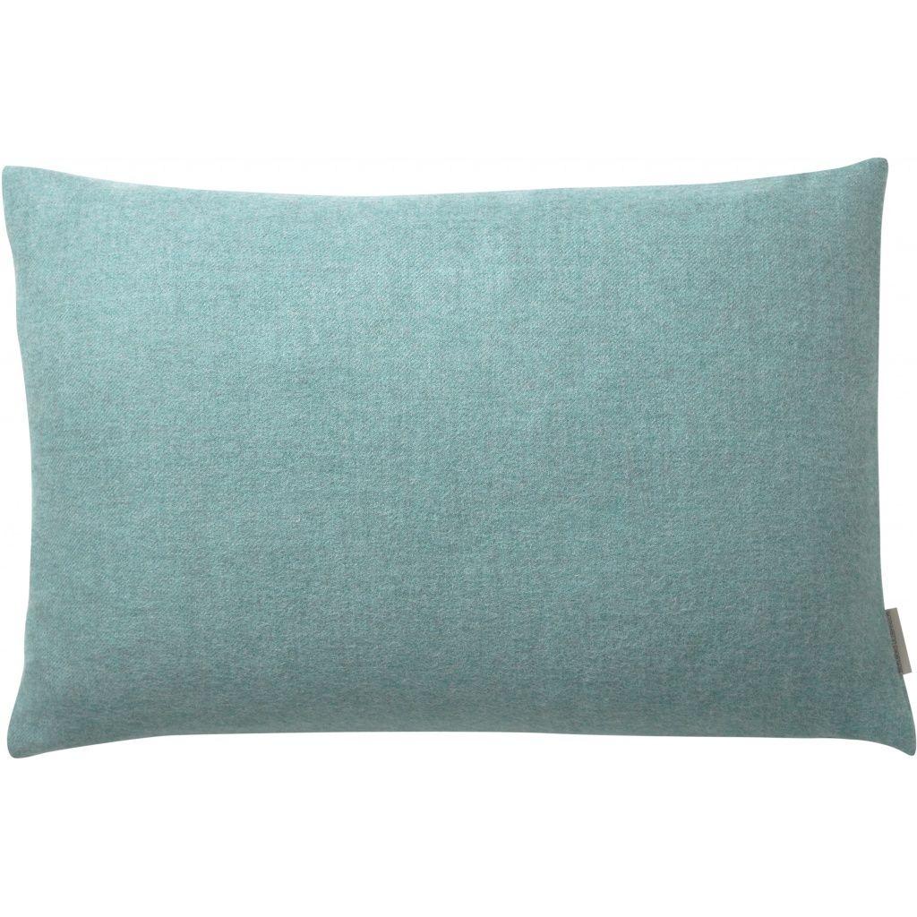 Cusco Pude, Baby Alpaca, Ocean Blue, 60x40 - Silkeborg Uldspinderi