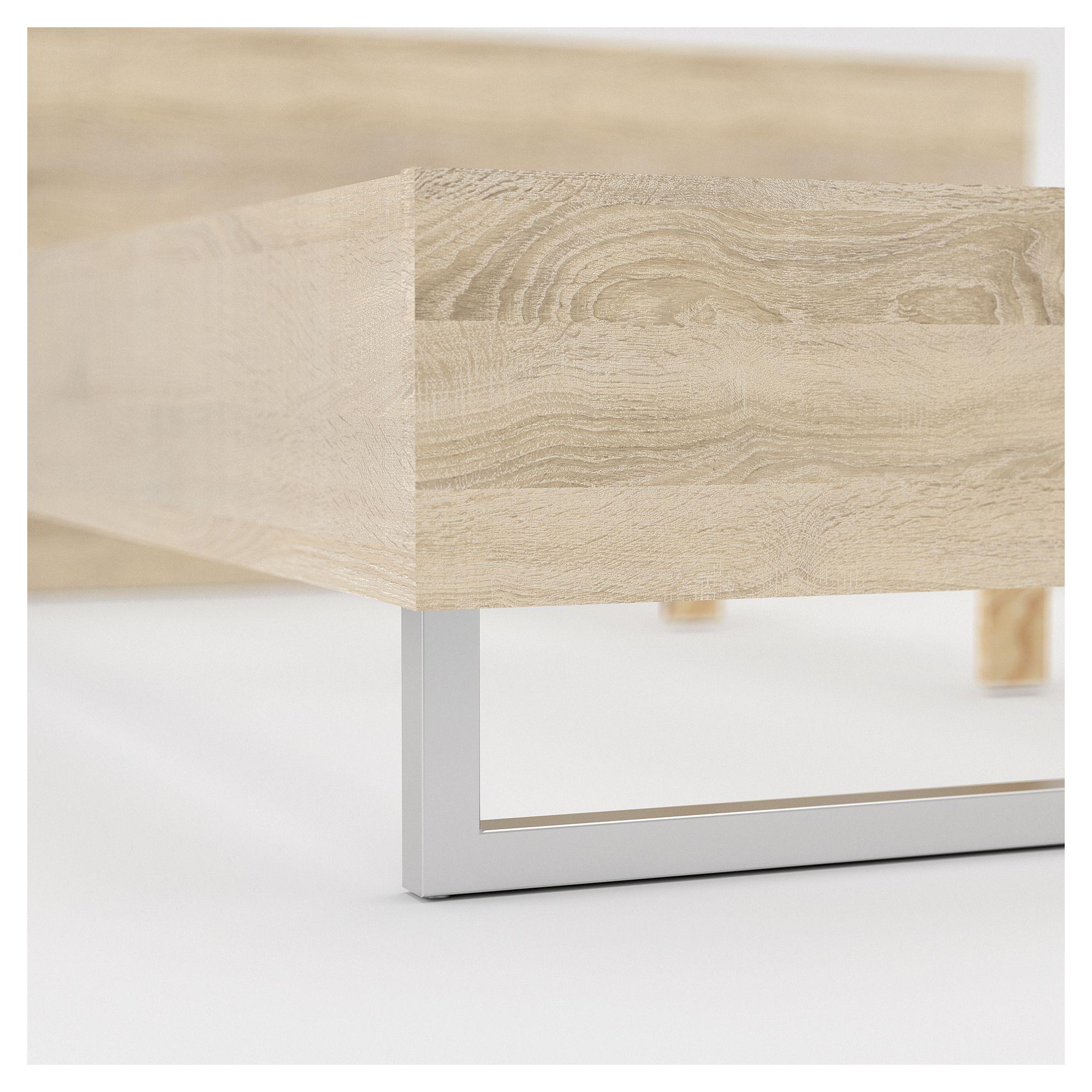 Style Sengeramme - Lys træ 140x200 - Seng i eg - 140x200 cm
