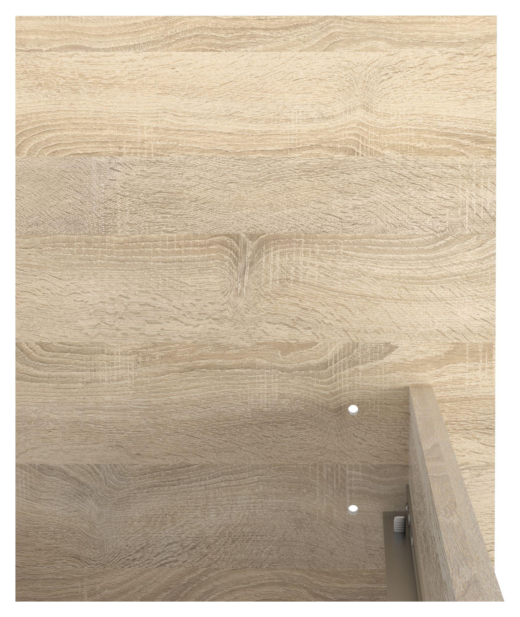 Style Sengeramme - Lys træ 160x200 - Seng i eg - 160x200 cm