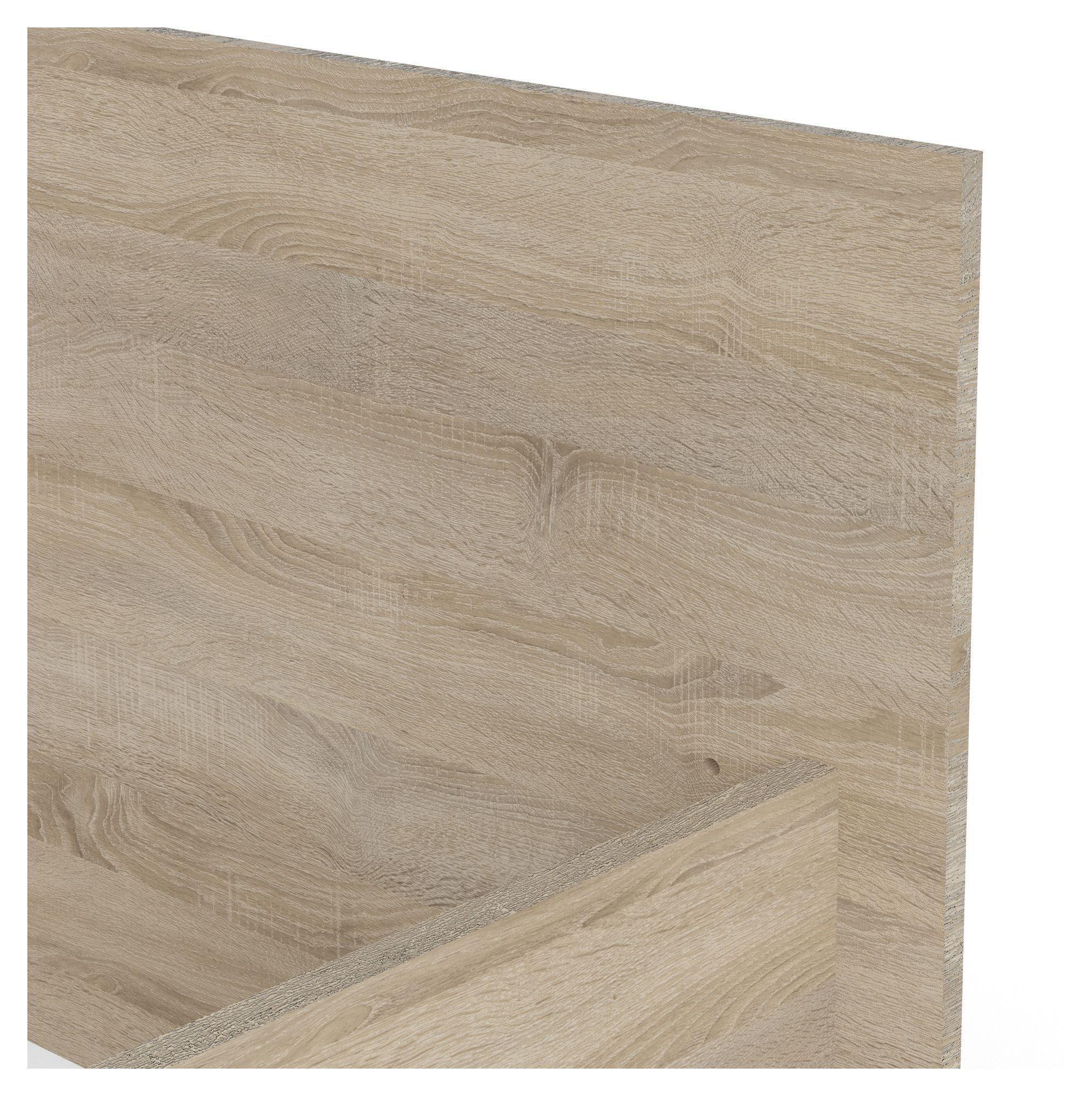 Style Sengeramme - Lys træ 180x200 - Seng i eg - 180x200 cm