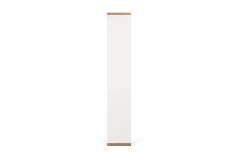 Berlin Reol - Hvid - Smart og funktionel høj reol med 10 rum