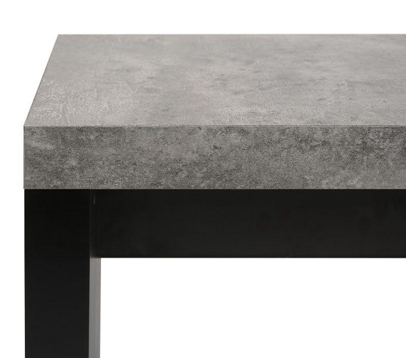 Temahome Detroit Bænk - Grå beton-look