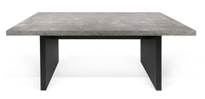 temahome detroit spisebord m rk gr gratis fragt. Black Bedroom Furniture Sets. Home Design Ideas