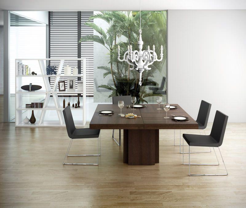 Dusk Spisebord - Spisebord m. ét bordben