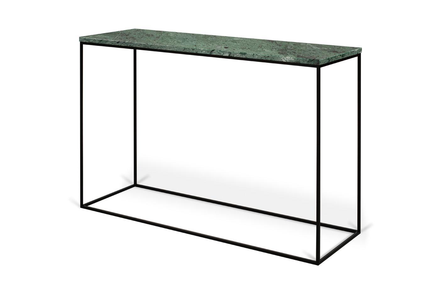 Temahome Gleam Konsolbord - Grøn marmor