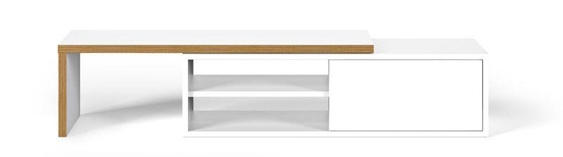 Temahome Move TV-bord - Hvid