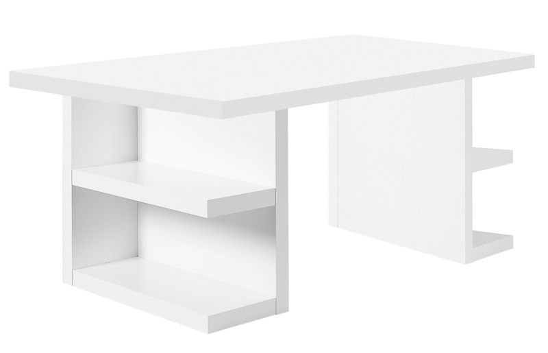 Multi Skrivebord - Skuffeben - Skrivebord med opbevaring