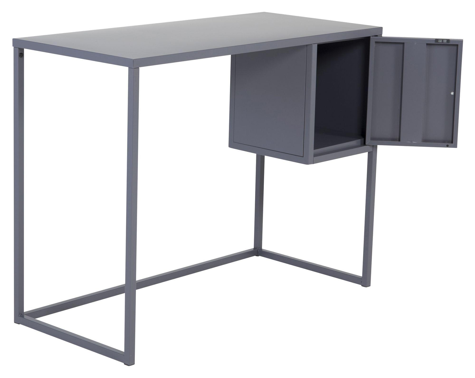 Bakal, Skrivebord, Grå metal