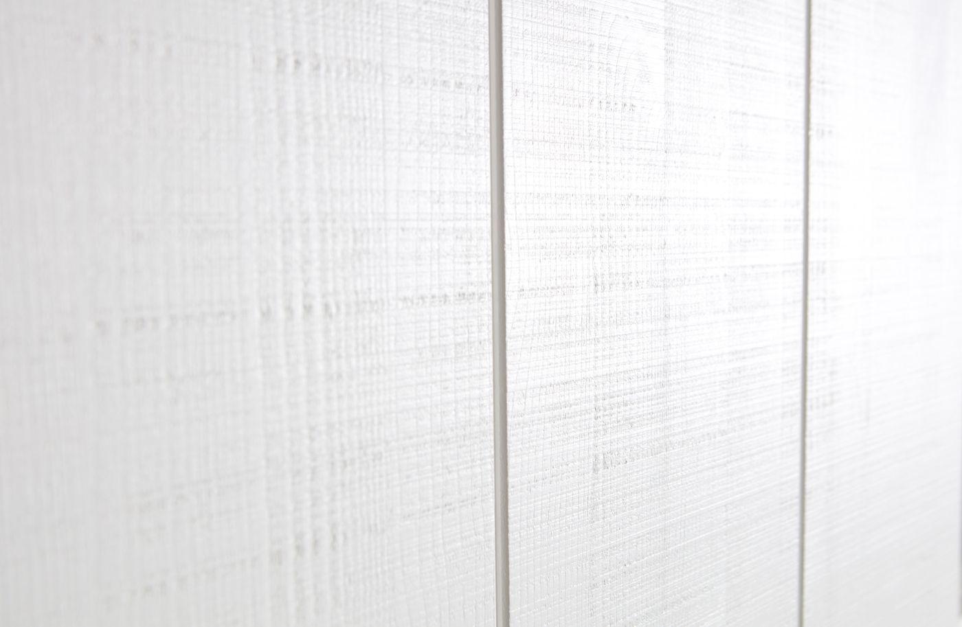 Slide Barn Garderobeskab - Hvid