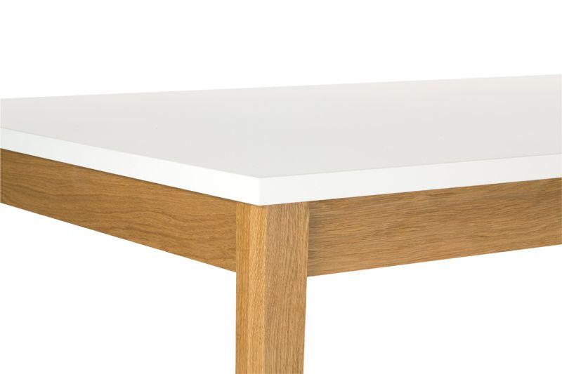 Blanco   spisebord   hvid   gratis fragt