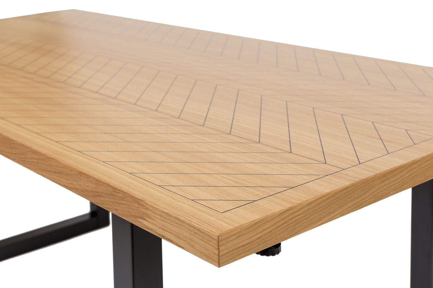 Woodman - Camden Spisebord 180x90 - Sildebens print