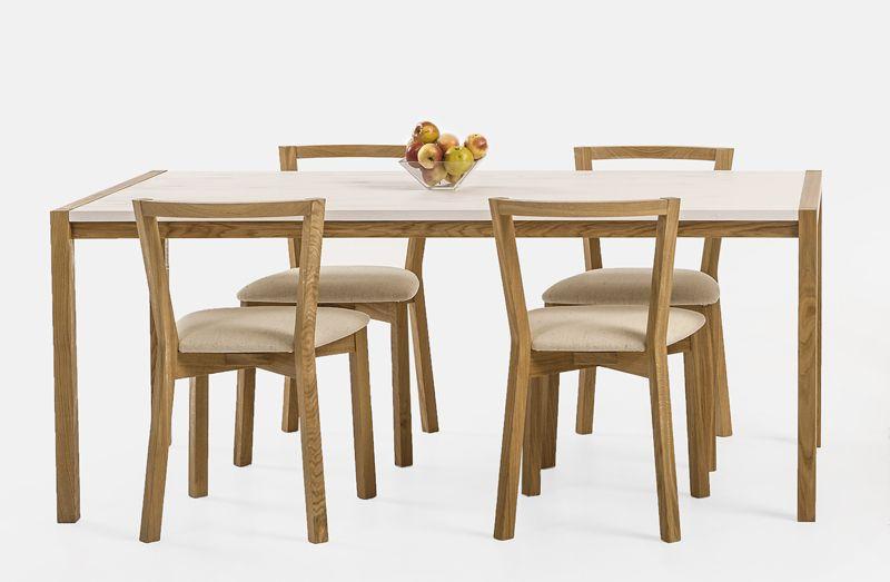 Woodman - Cee Spisebordsstol - Lystræ - Spisebordsstol i lys træ