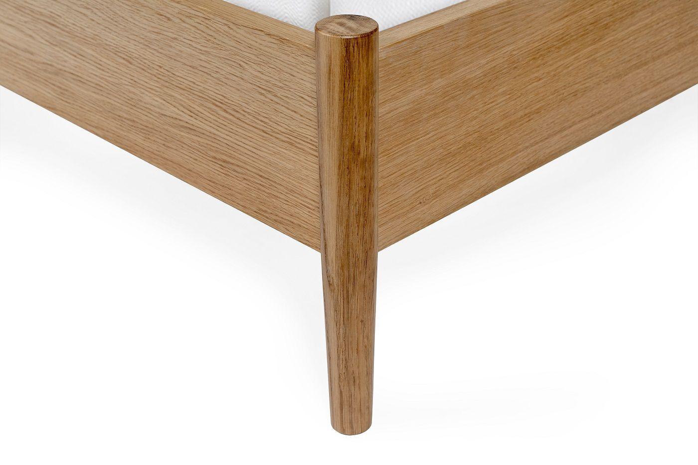 Woodman Farsta Sengeramme - Eg, 180x200
