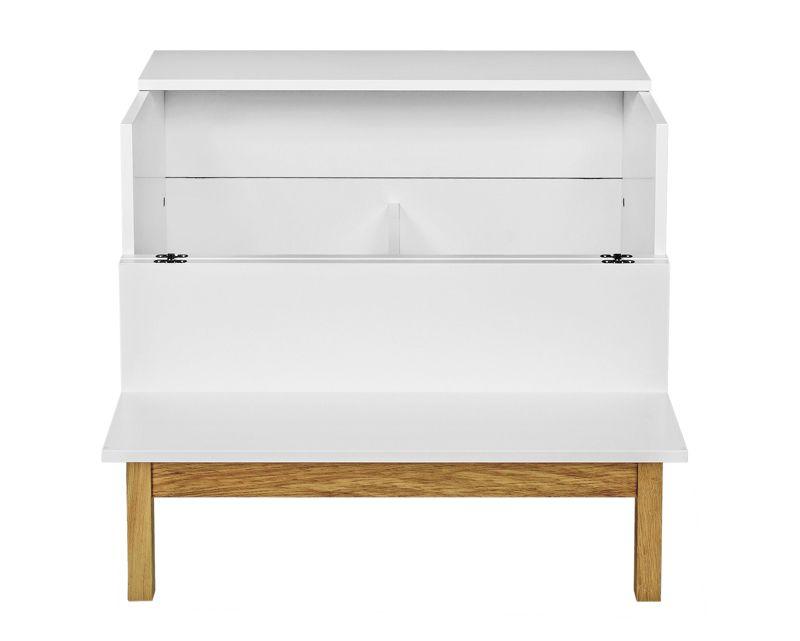 Grande Minibar - Hvid - Hvid minibar