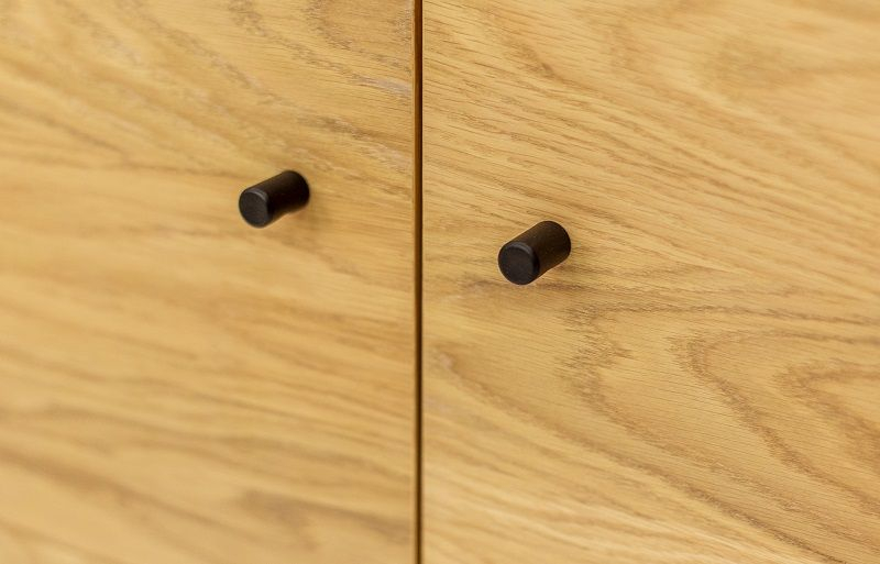 Woodman - Jugend Skænk - Lys træ - Høj skænk i egefiner