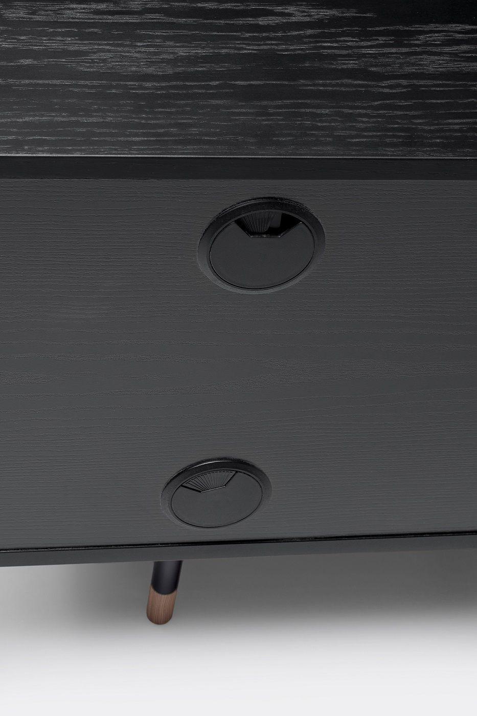 Woodman Jugend Tvbord - Valnød
