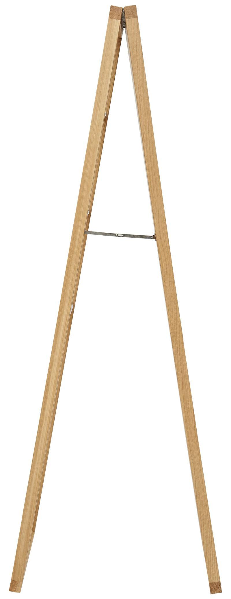 Woodman - NewEst Spejl - Lys træ - Spejl 160x45 cm