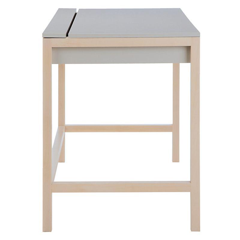Woodman - Northgate Skrivebord - Grå - Gråt skrivebord