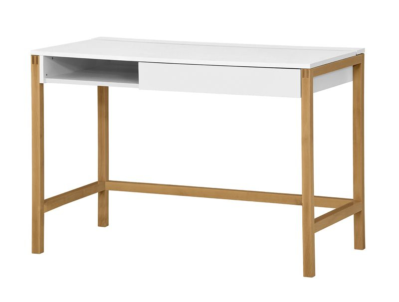 Northgate Skrivebord - Hvid - Hvidt skrivebord