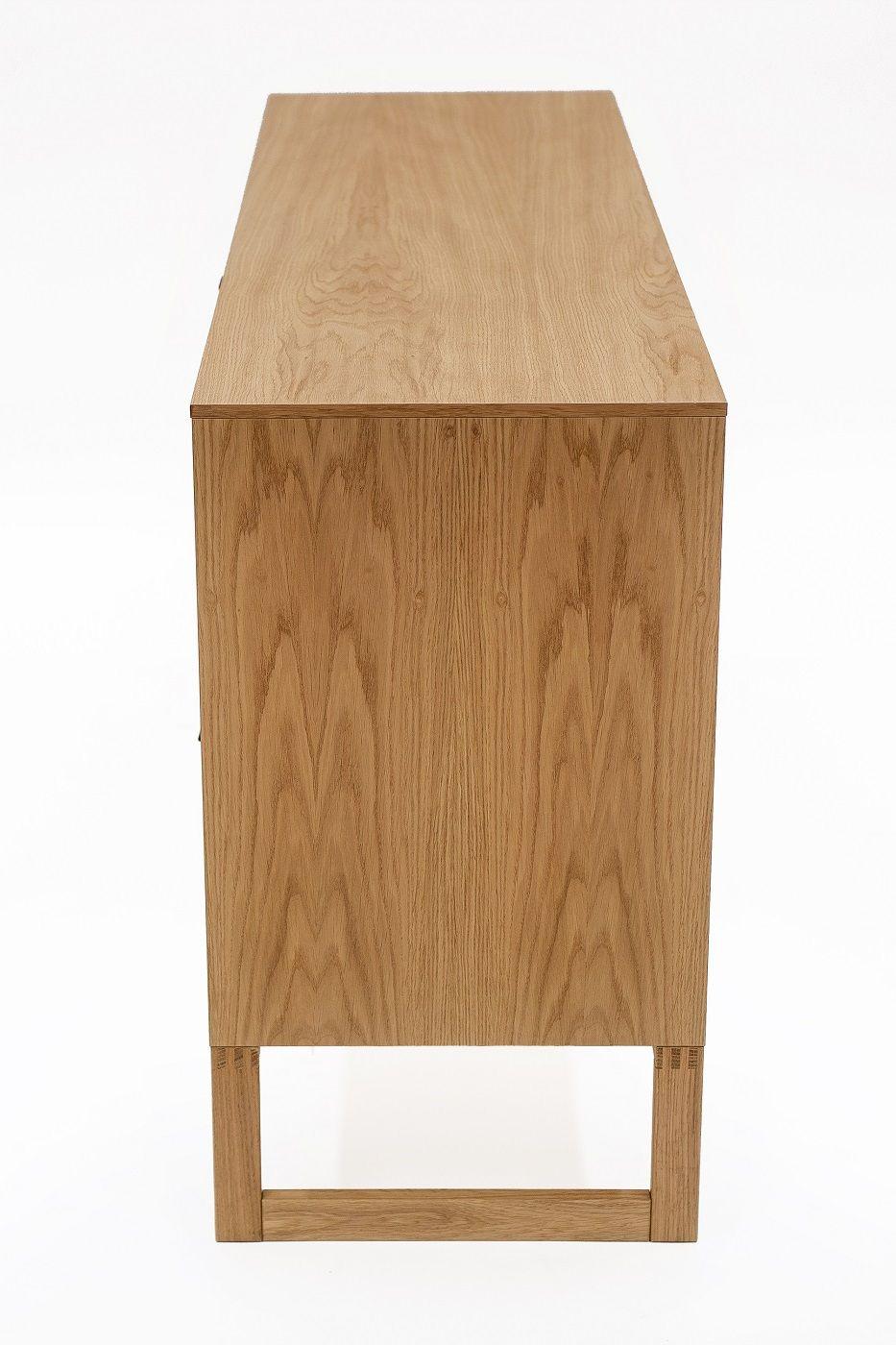 Woodman - Slussen Skænk - Lys træ - Skænk i lyst træ