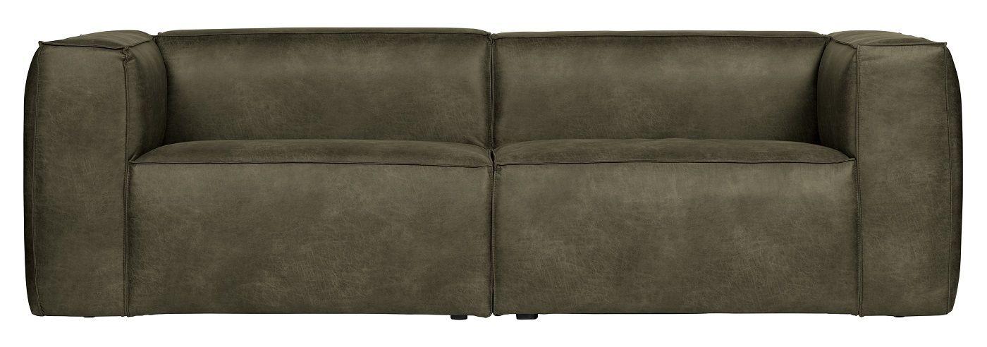 Woood Bean 3,5-pers. Sofa - Army