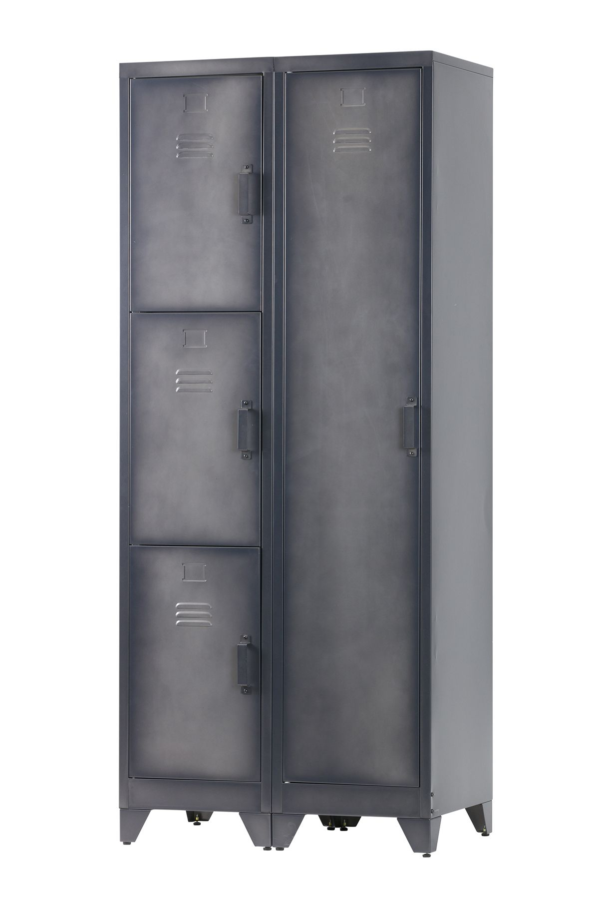 Woood - Cas metal locker m. 1 dør
