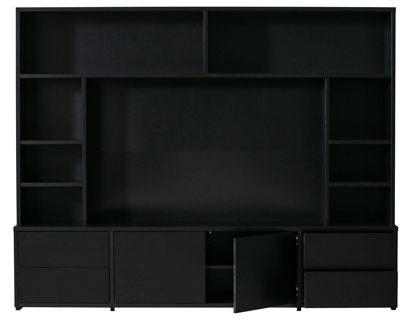 Woood Maxel Tv-kabinet - Sort, H171