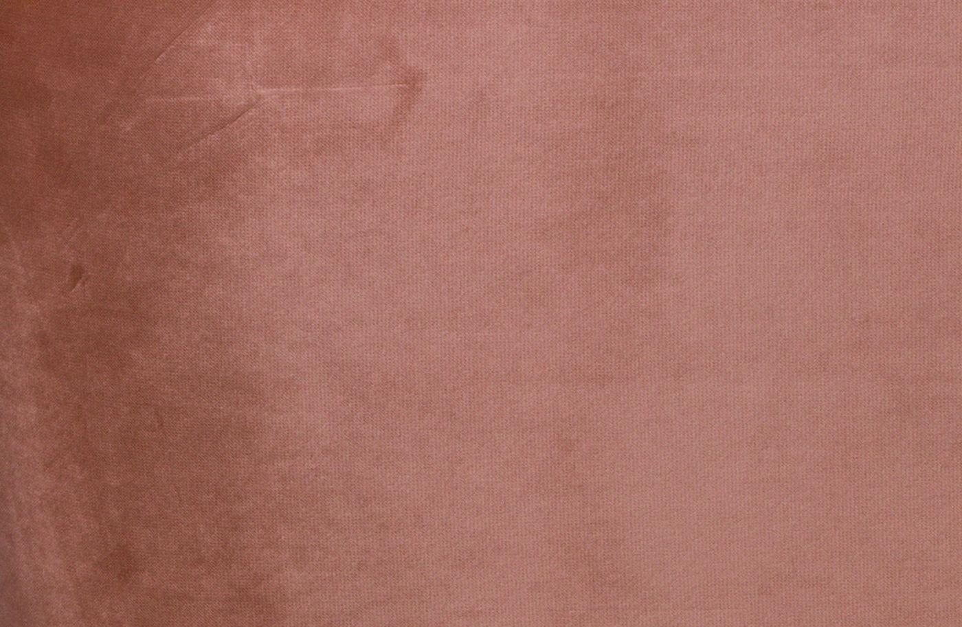 WOOOD - Sara Loungesofa m/velour - Old Pink