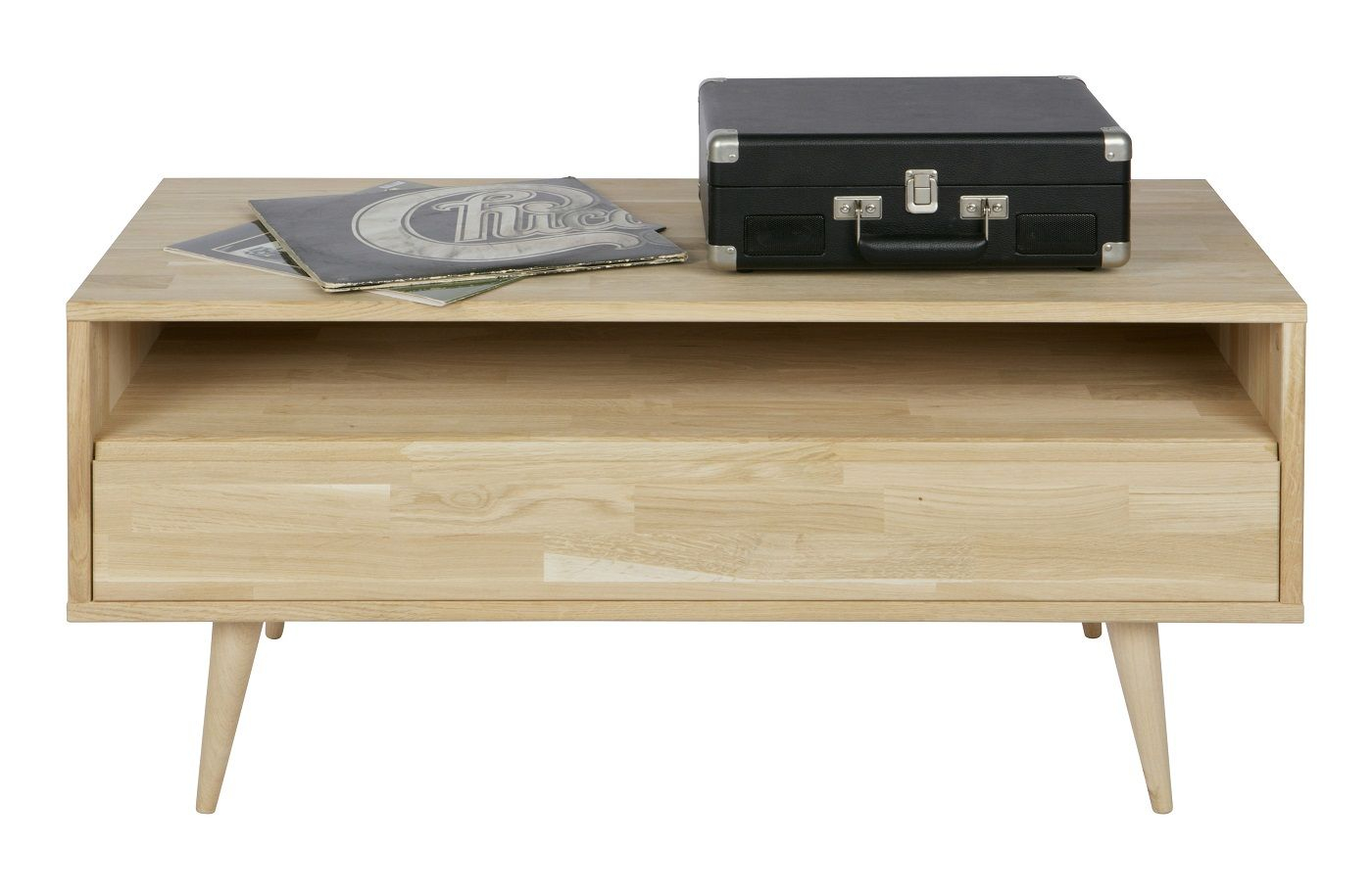 Woood - Tygo Tvbord B100 cm - Eg