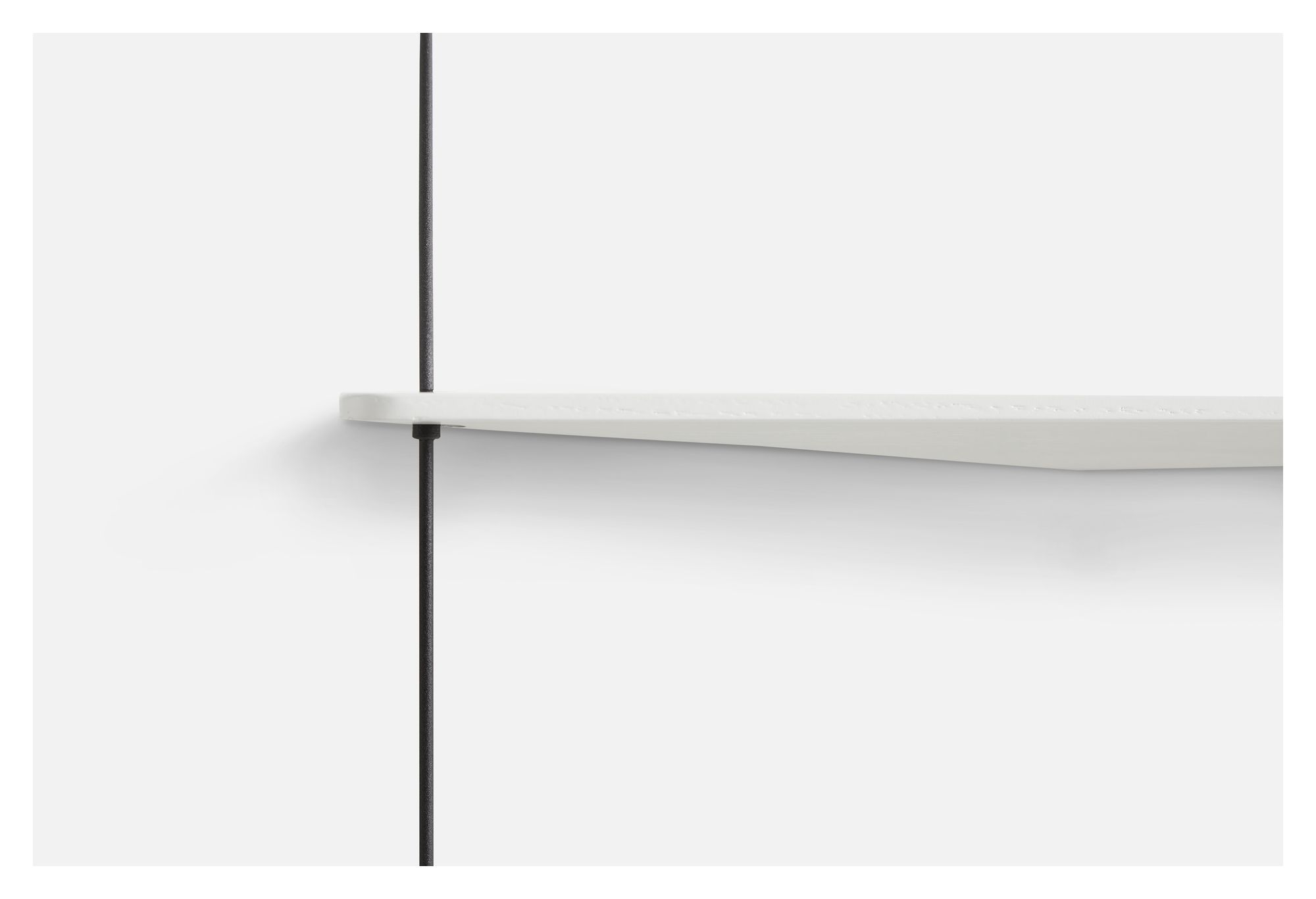 WOUD - Stedge Hylde (80 cm), Hvid