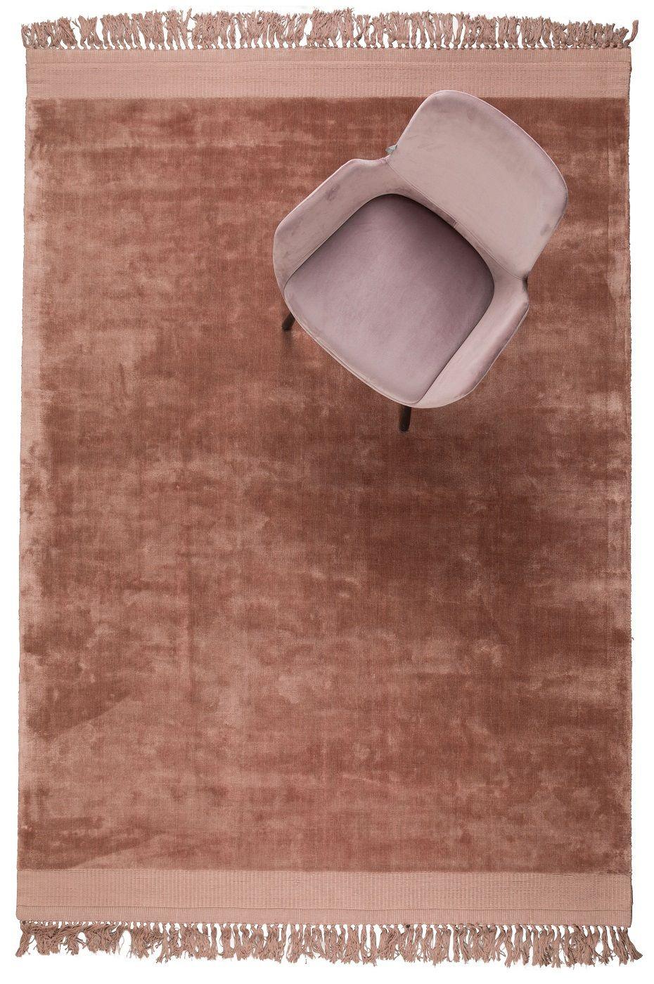 Zuiver Blink Tæppe - Rose, 300x200