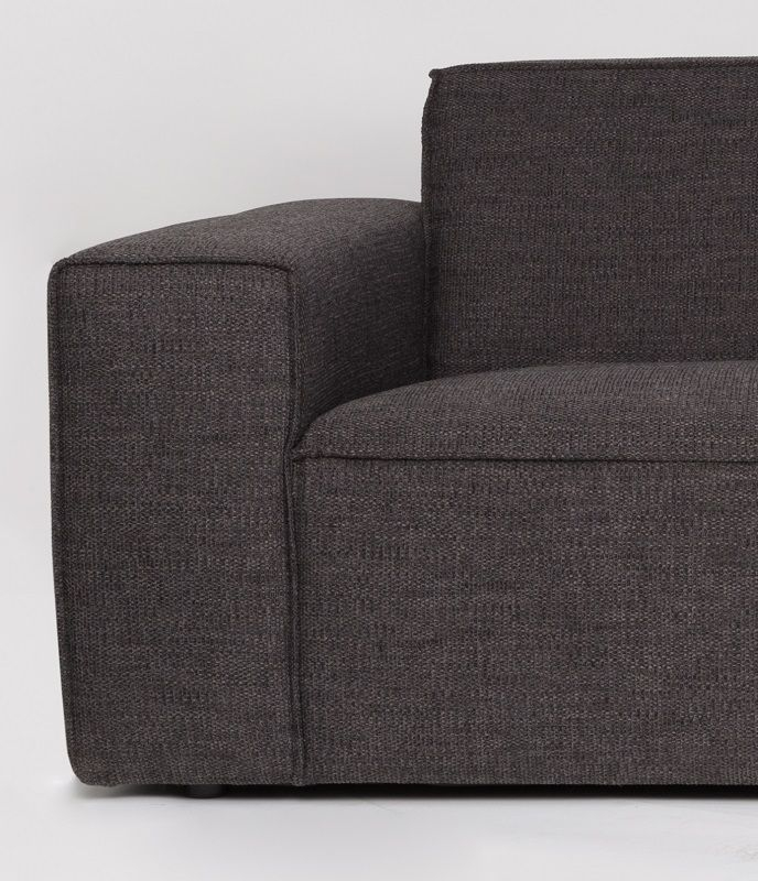 Zuiver BOR 2,5-pers. Sofa - Antracit