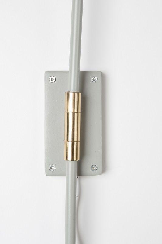 Zuiver Double Shady Væglampe - Grå