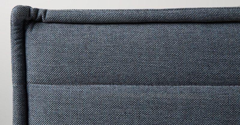 Zuiver Jaey 2-personers Sofa - Blå - Elegant 2-personers sofa