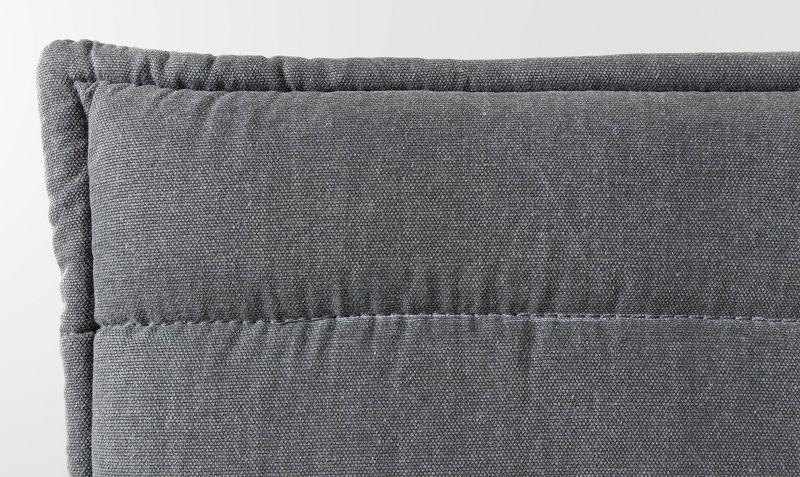 Zuiver Jaey 2-personers Sofa - Grå - Elegant 2-personers sofa