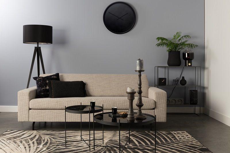 Zuiver Jean 2,5-pers. Sofa - Latte