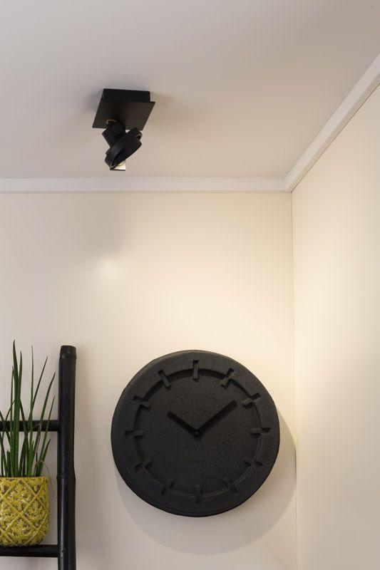 Zuiver - Luci-1 Spotlampe - Sort - Spotlampe i sort