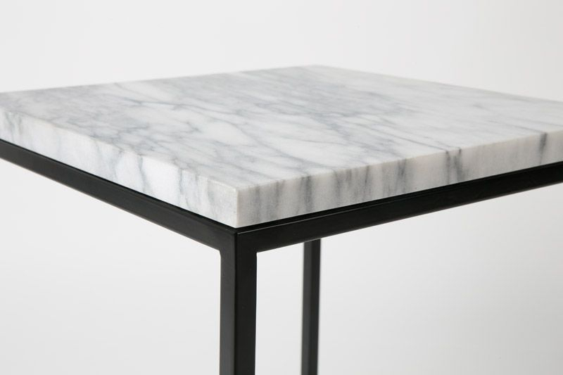 Zuiver Marble Power Sidebord - Sidebord i marmor